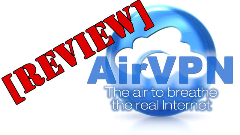 Air VPN Review