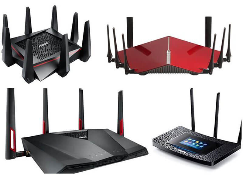 DDRT Wireless Router