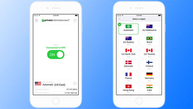 VPN for IOS