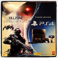 Killzone Shadowfall game