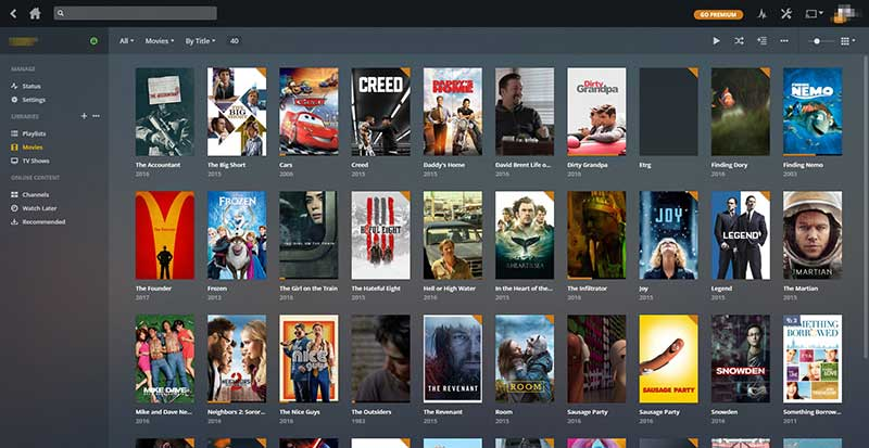 The Plex Interface